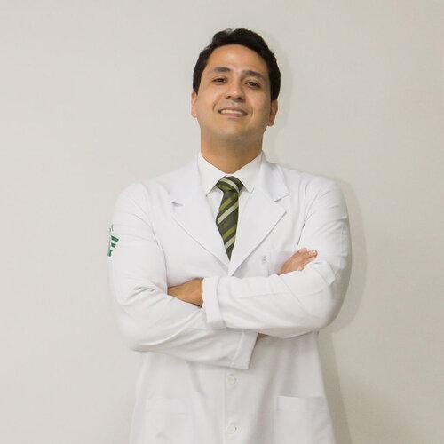 Dr Antonio Angelo Oliveira de Lazaroni - NOT Ortopedia
