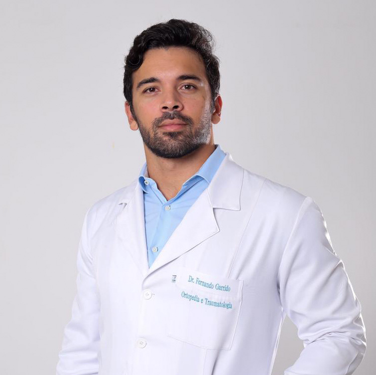 Dr Fernando Henrique Garrido - NOT Ortopedia